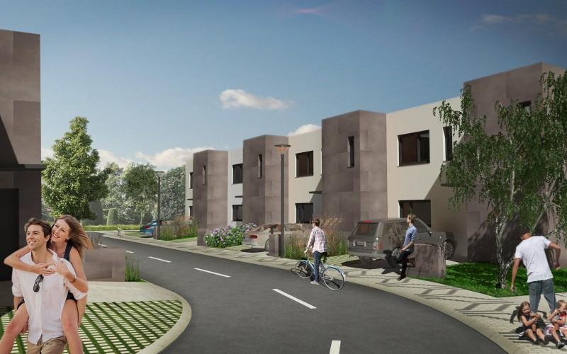 HRADNÁ ULICA. Ponúkame moderné bývanie v centre mesta Levice - C1-OD-VJAZDU_edb881d9a8d7e84183b39442fb5b4ee6