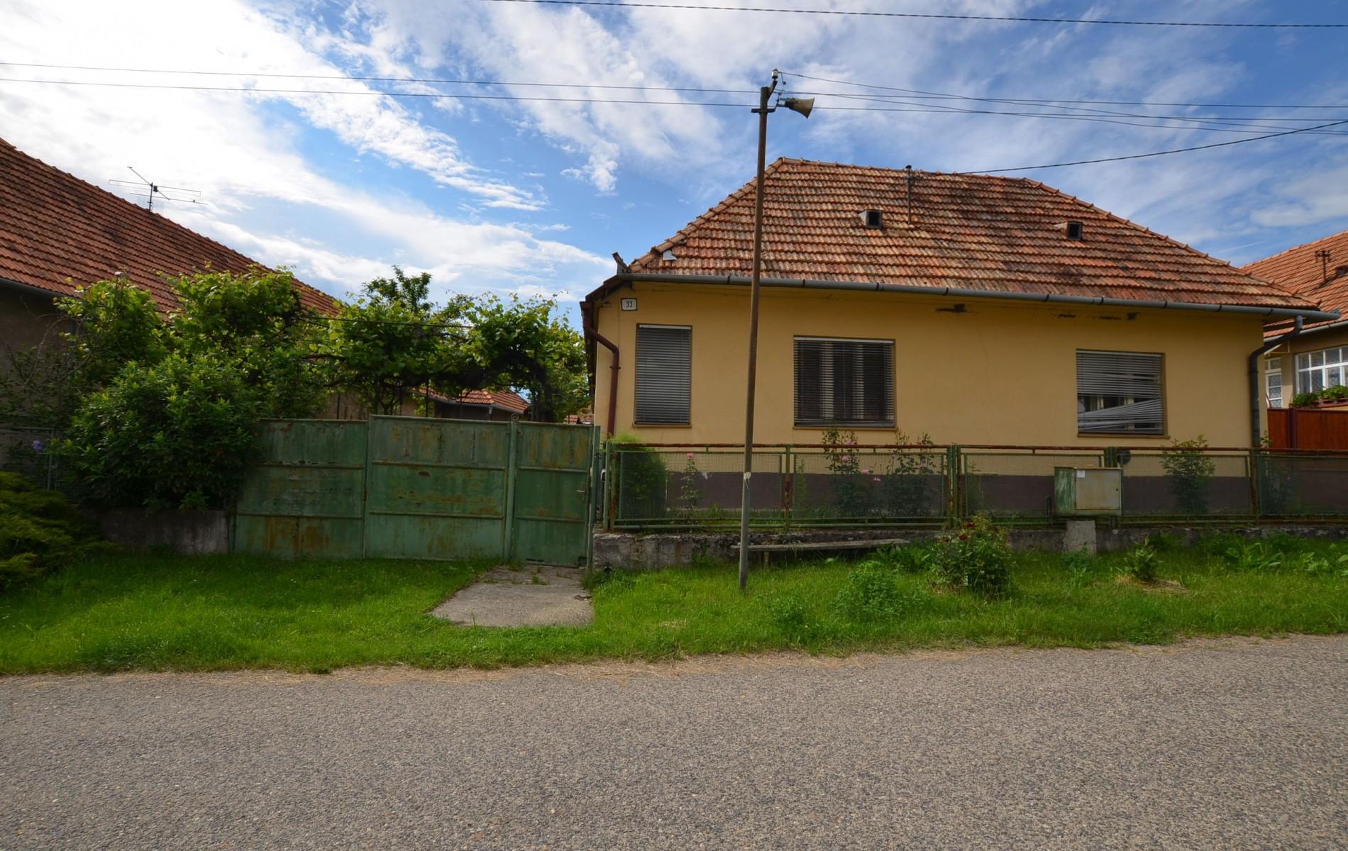 Vidiecky dom s krásnym pozemkom v Drženiciach - DSC_0207
