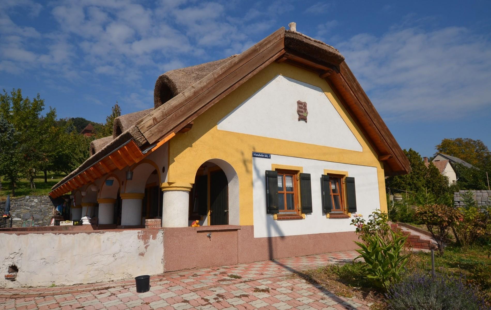 Štýlový vidiecky dom Balatongyorok - Keszthely - DSC_7552